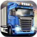 欧洲卡车模拟器2018中文汉化内购破解版(Euro Truck Simulator2018) v1.0.1